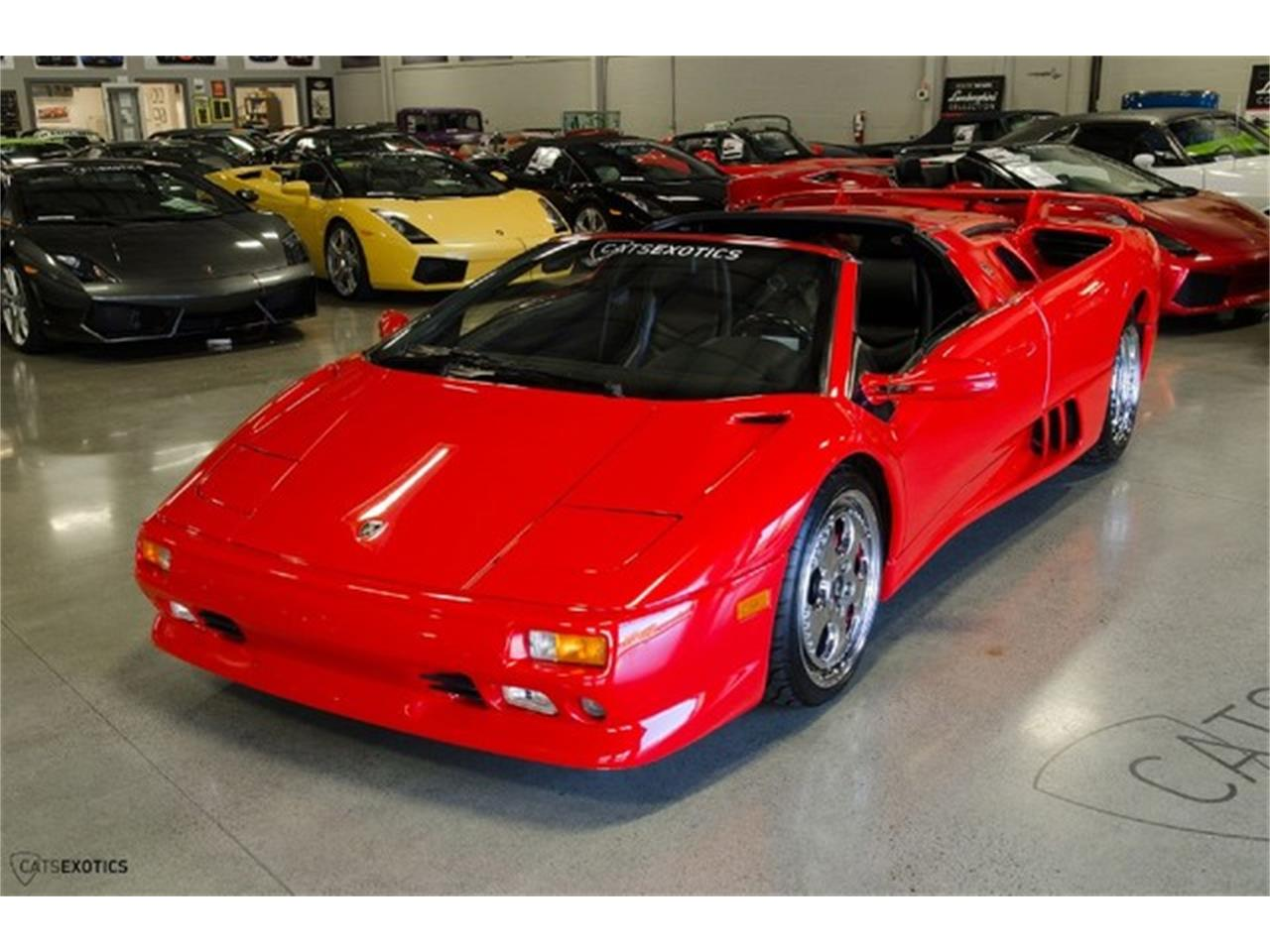 Large Picture of '98 Diablo located in Seattle Washington Auction Vehicle - HZIS