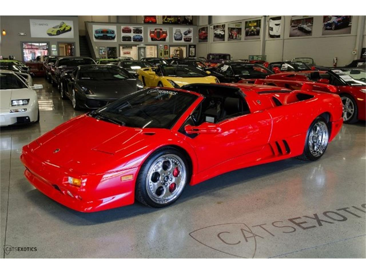 Large Picture of 1998 Diablo located in Washington Auction Vehicle Offered by Cats Exotics - HZIS