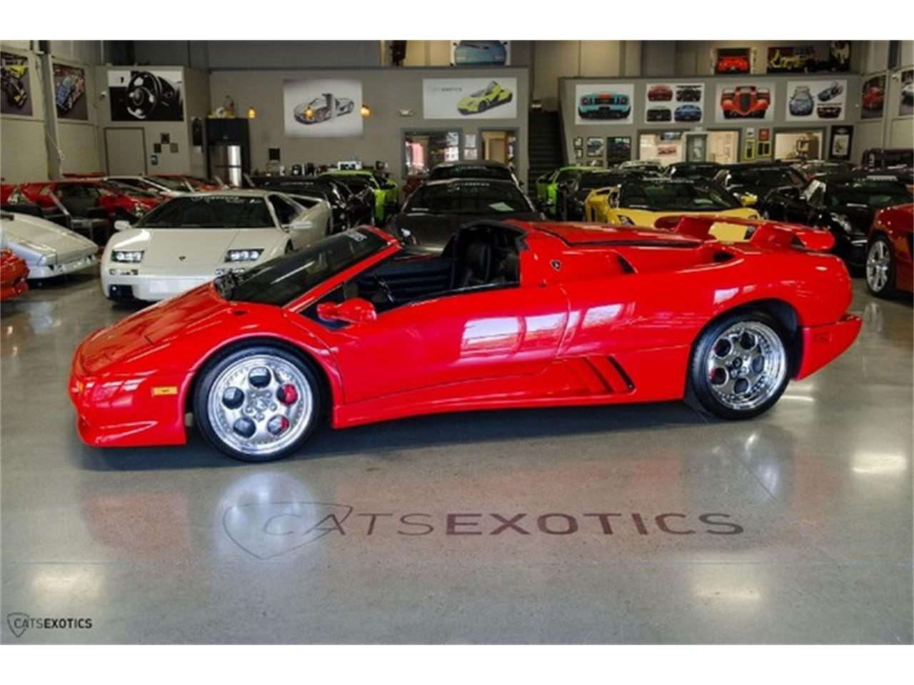 Large Picture of '98 Diablo Auction Vehicle Offered by Cats Exotics - HZIS