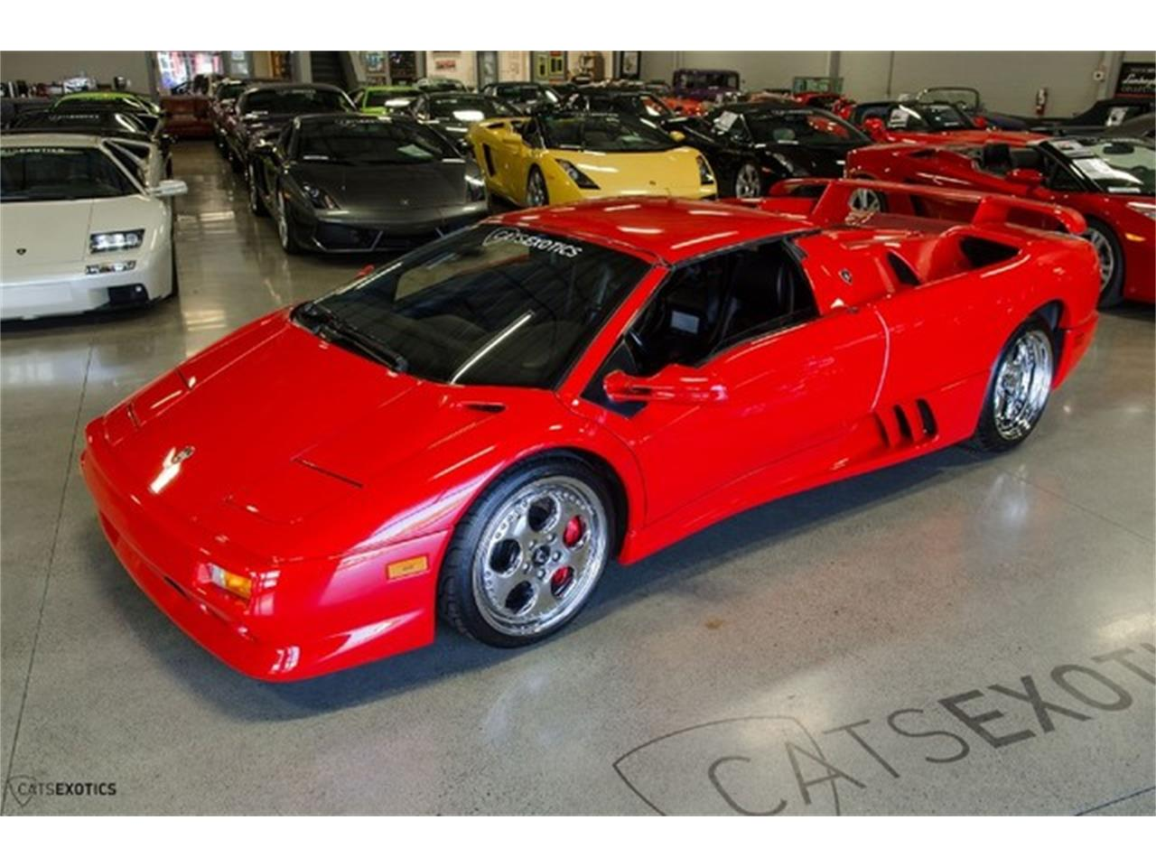 Large Picture of 1998 Diablo located in Seattle Washington Auction Vehicle Offered by Cats Exotics - HZIS