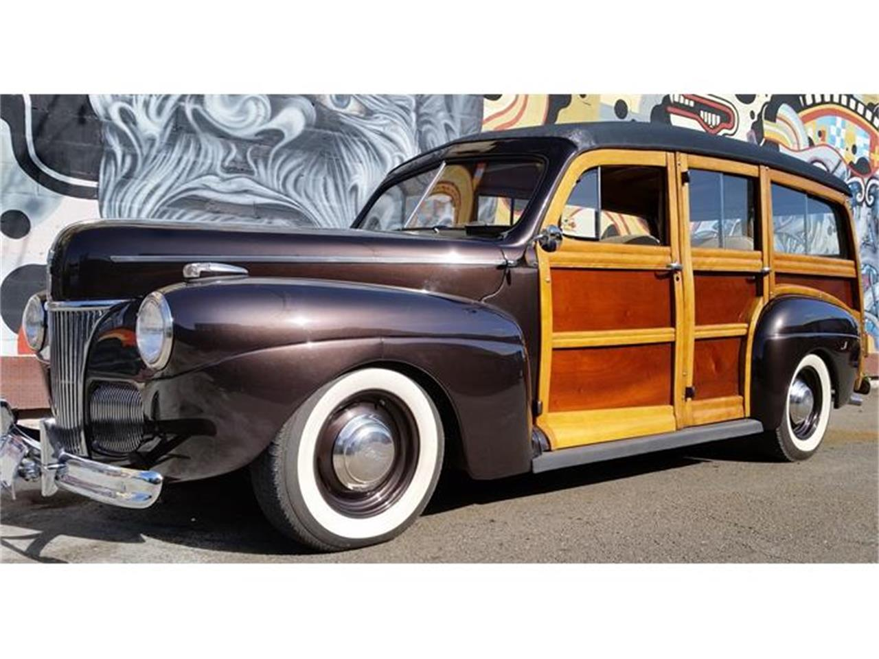 1941 Ford Woody Wagon For Sale Cc 830094 Mercury Large Picture Of 41 Hsi6