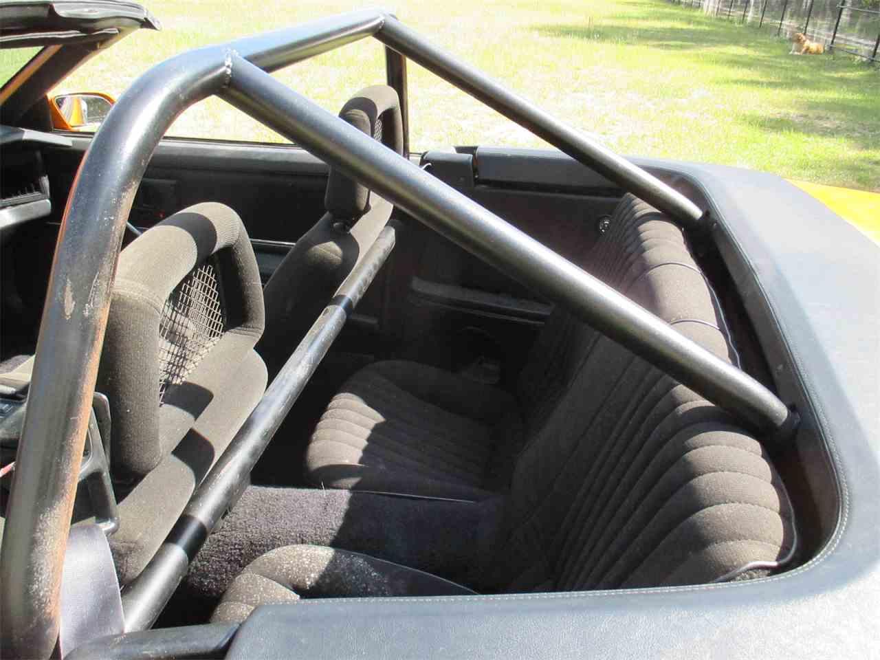 Large Picture of '87 Camaro Z28 - I1AJ