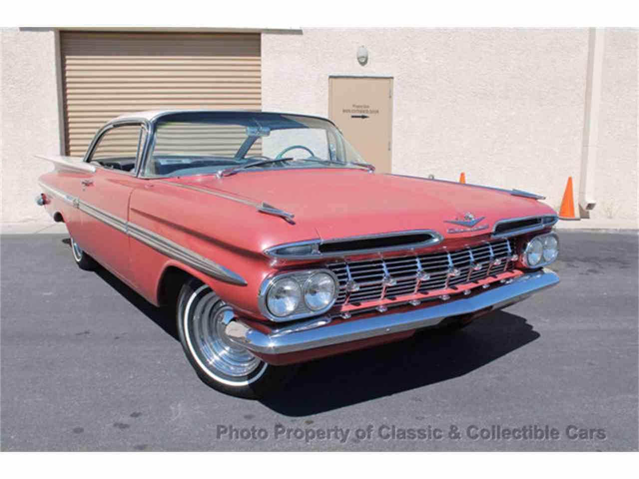 1959 Chevrolet Impala for Sale | ClassicCars.com | CC-841626