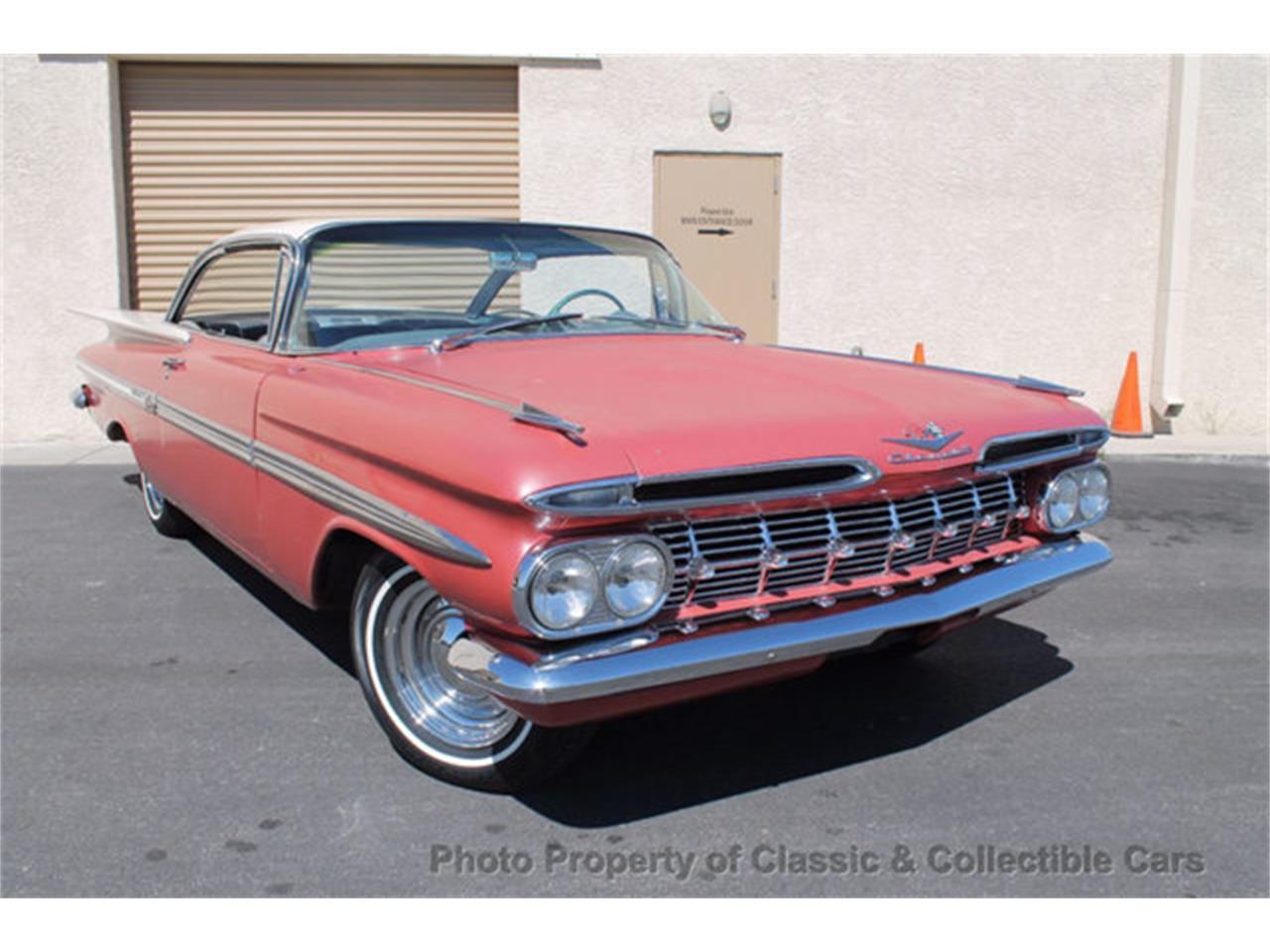 For Sale 1959 Chevrolet Impala In Las Vegas Nevada