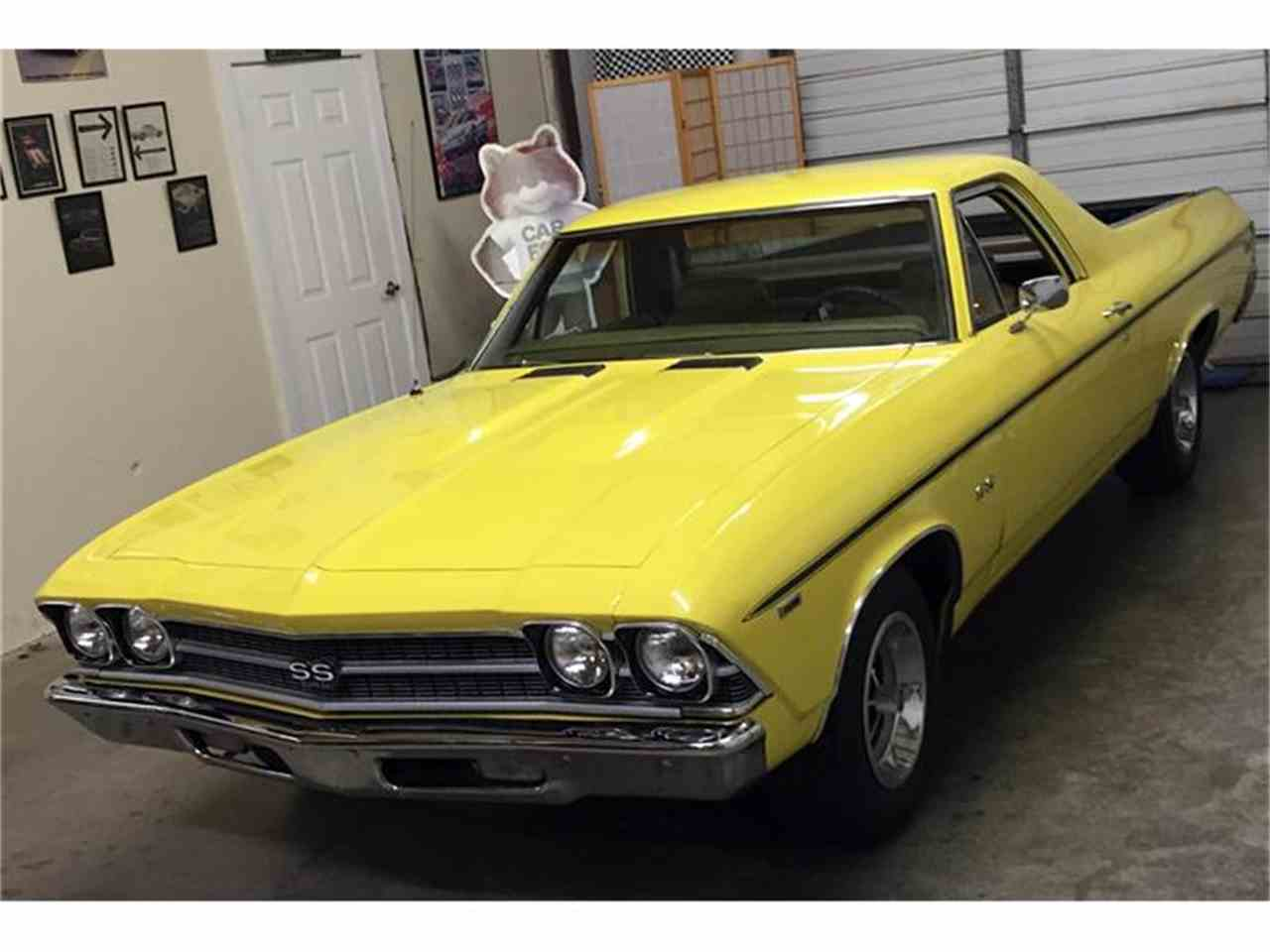 Large Picture of 1969 El Camino SS 396 - $31,000.00 - I1KN