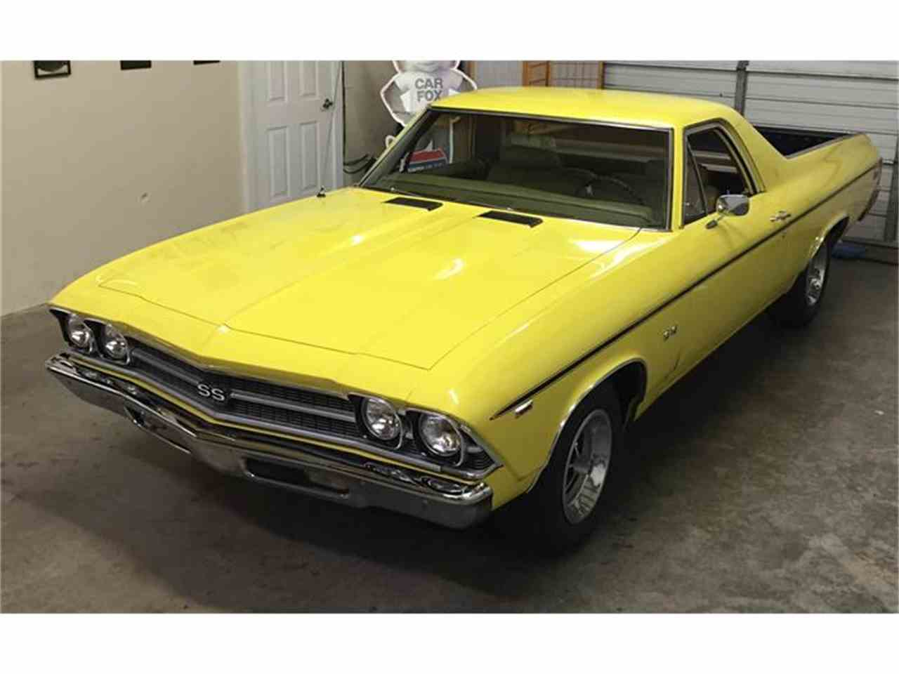 Large Picture of '69 Chevrolet El Camino SS 396 located in Georgia - $31,000.00 - I1KN