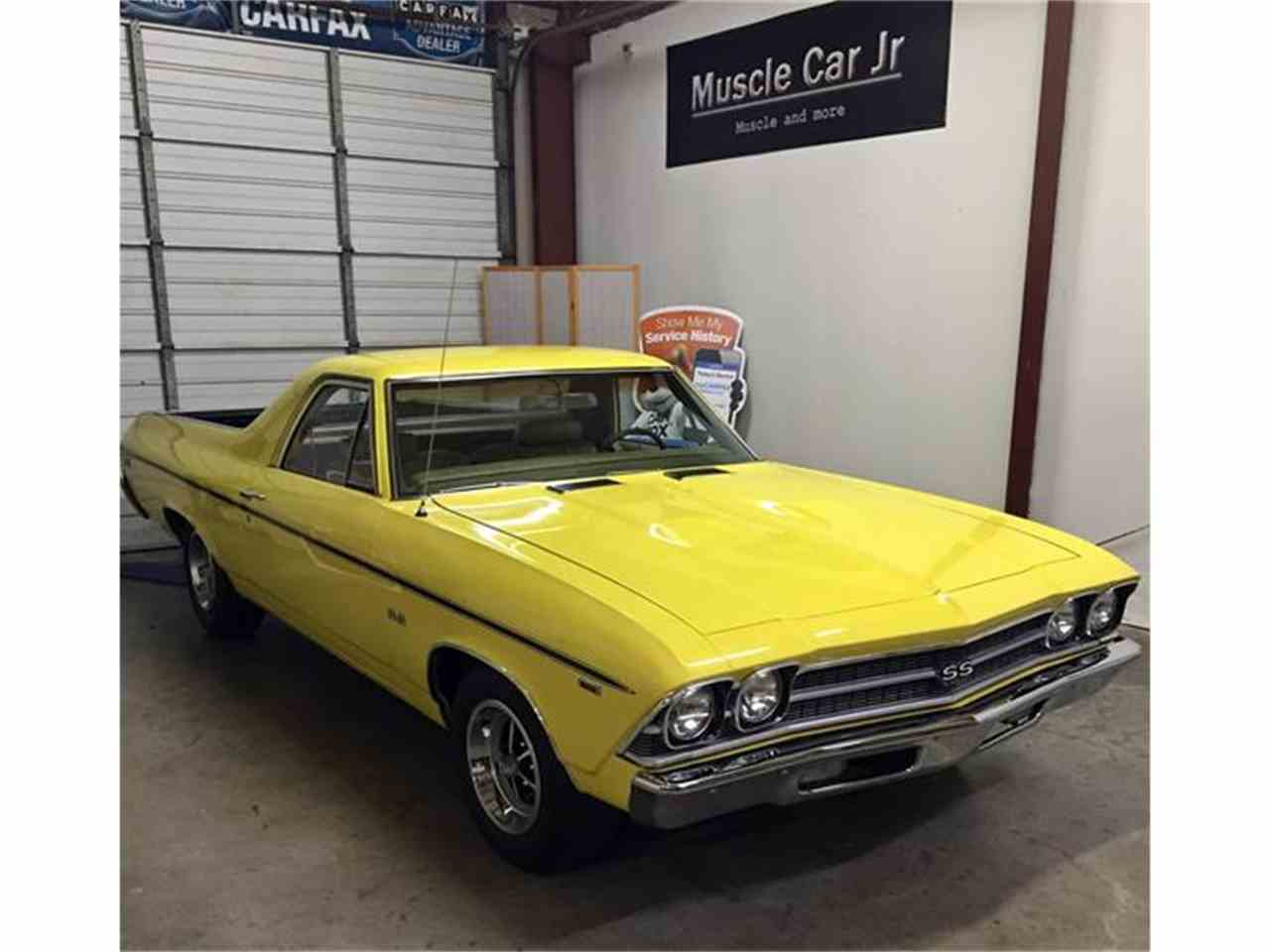 Large Picture of Classic 1969 Chevrolet El Camino SS 396 - I1KN