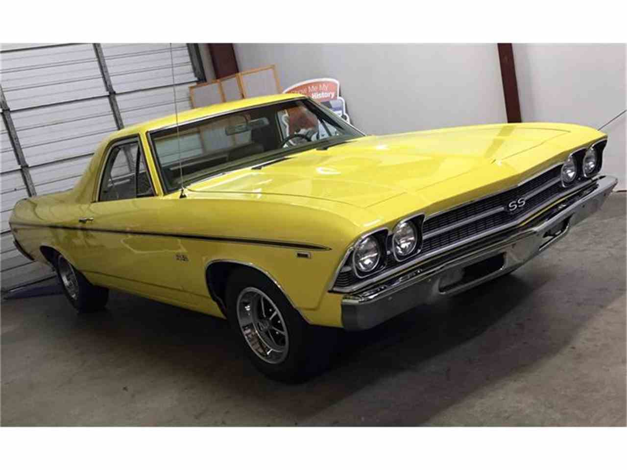Large Picture of Classic 1969 Chevrolet El Camino SS 396 located in Alpharetta Georgia - $31,000.00 Offered by Muscle Car Jr - I1KN