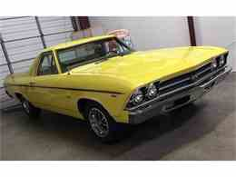 Picture of Classic 1969 Chevrolet El Camino SS 396 located in Alpharetta Georgia Offered by Muscle Car Jr - I1KN