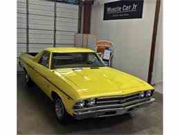 Picture of Classic 1969 Chevrolet El Camino SS 396 Offered by Muscle Car Jr - I1KN