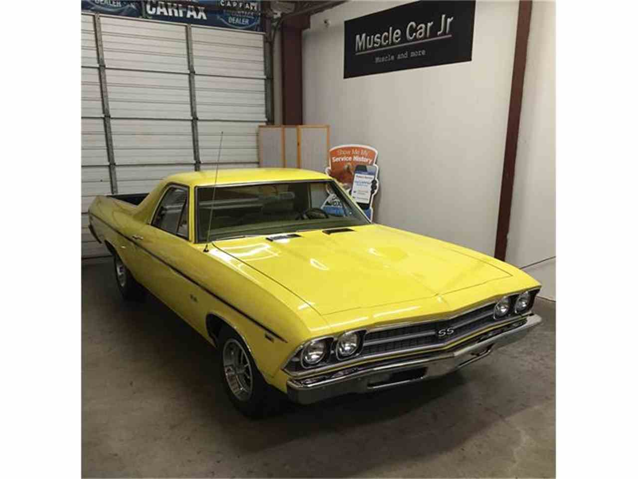 Large Picture of 1969 El Camino SS 396 - I1KN