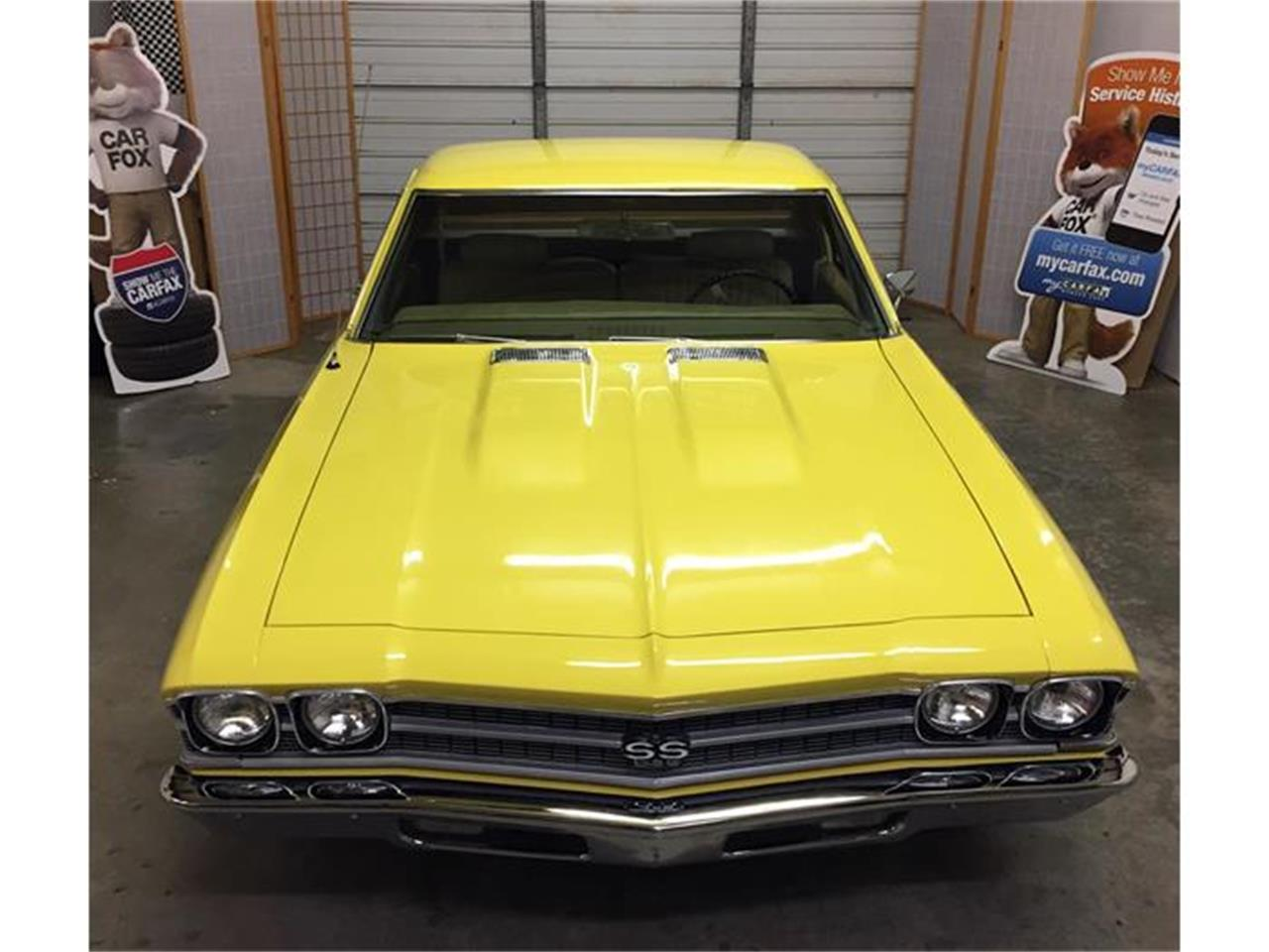Large Picture of '69 El Camino SS 396 - I1KN
