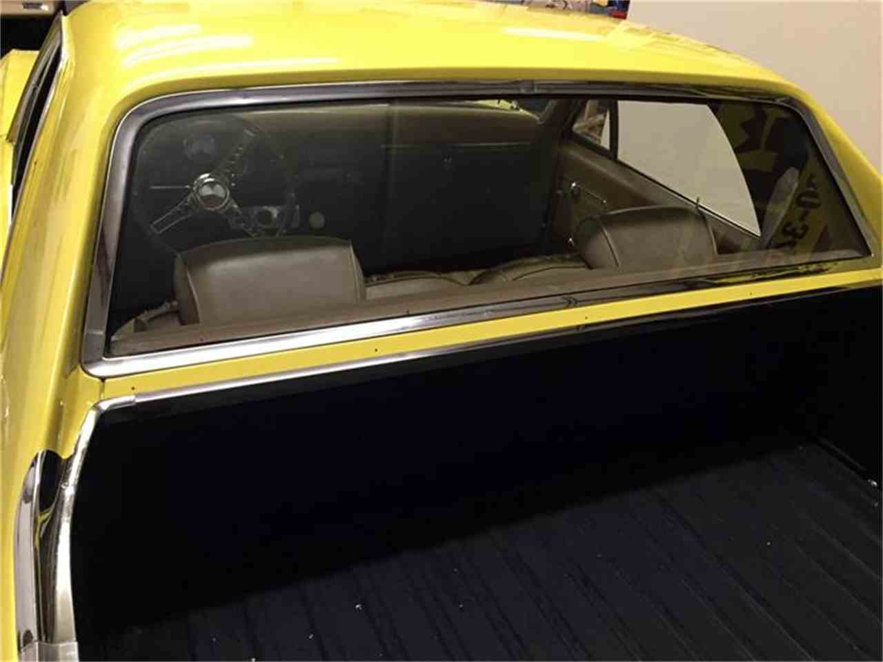Large Picture of Classic '69 El Camino SS 396 - $31,000.00 Offered by Muscle Car Jr - I1KN