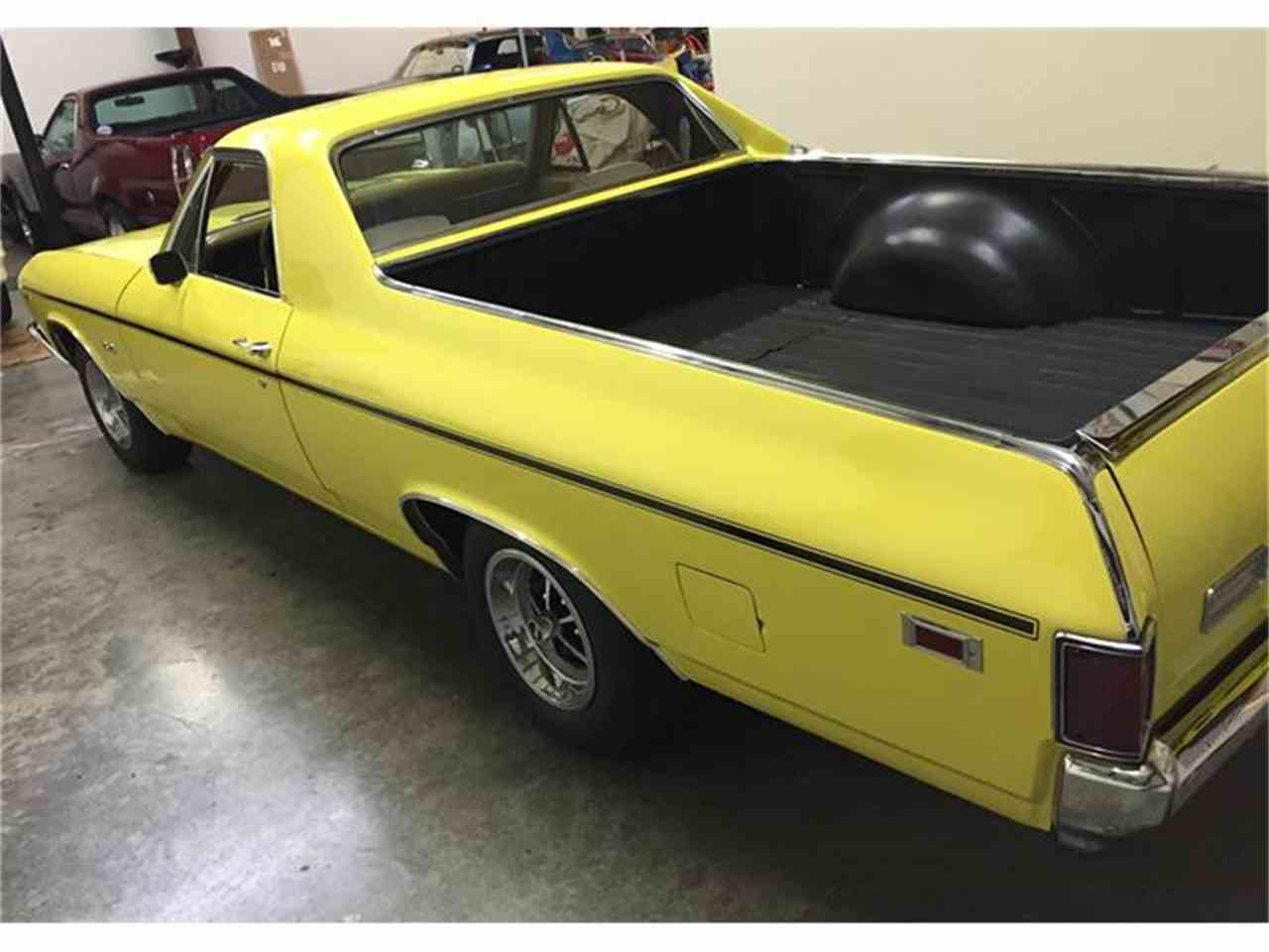 Large Picture of Classic 1969 El Camino SS 396 located in Georgia - $31,000.00 Offered by Muscle Car Jr - I1KN