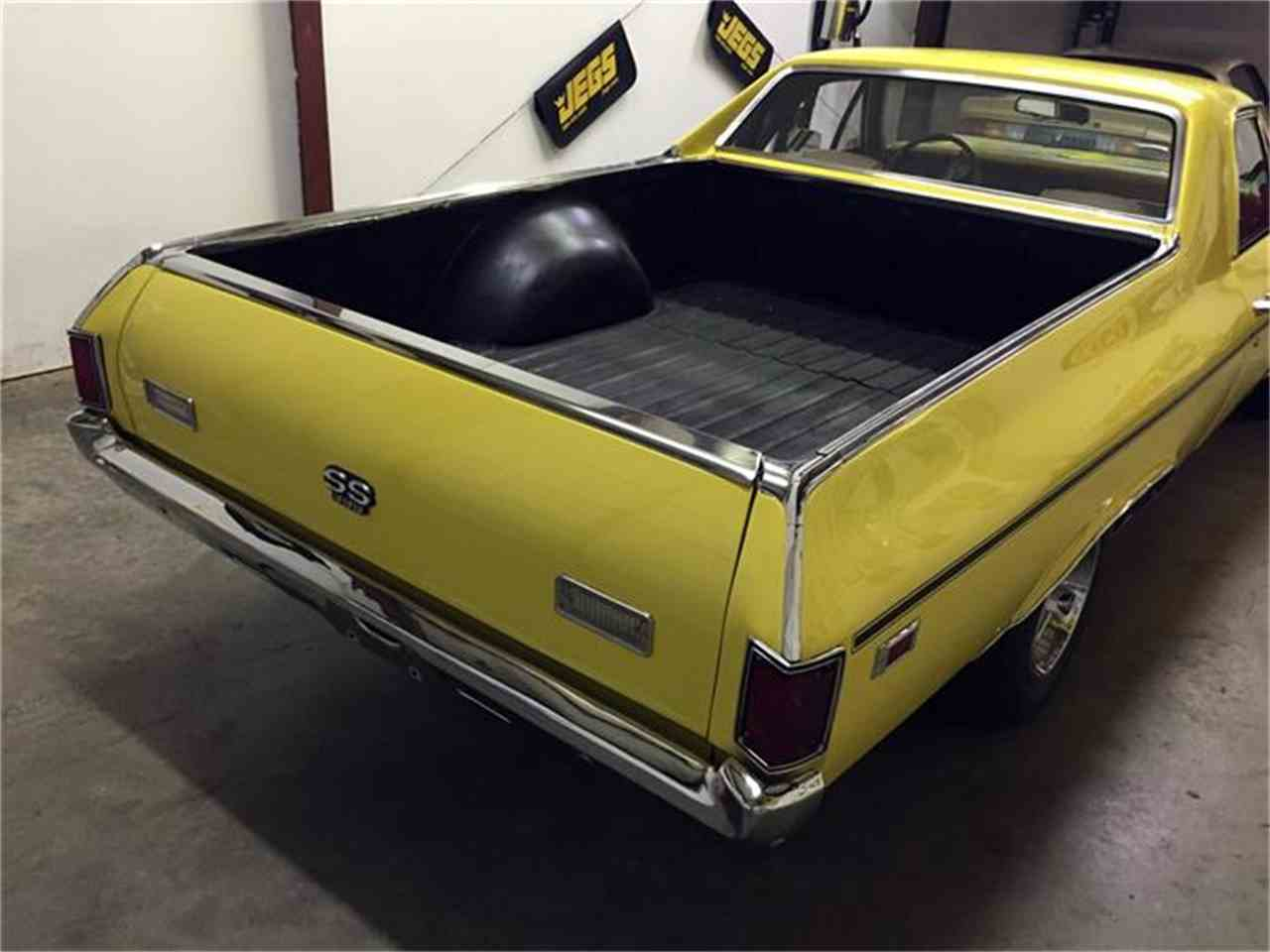 Large Picture of 1969 Chevrolet El Camino SS 396 - I1KN
