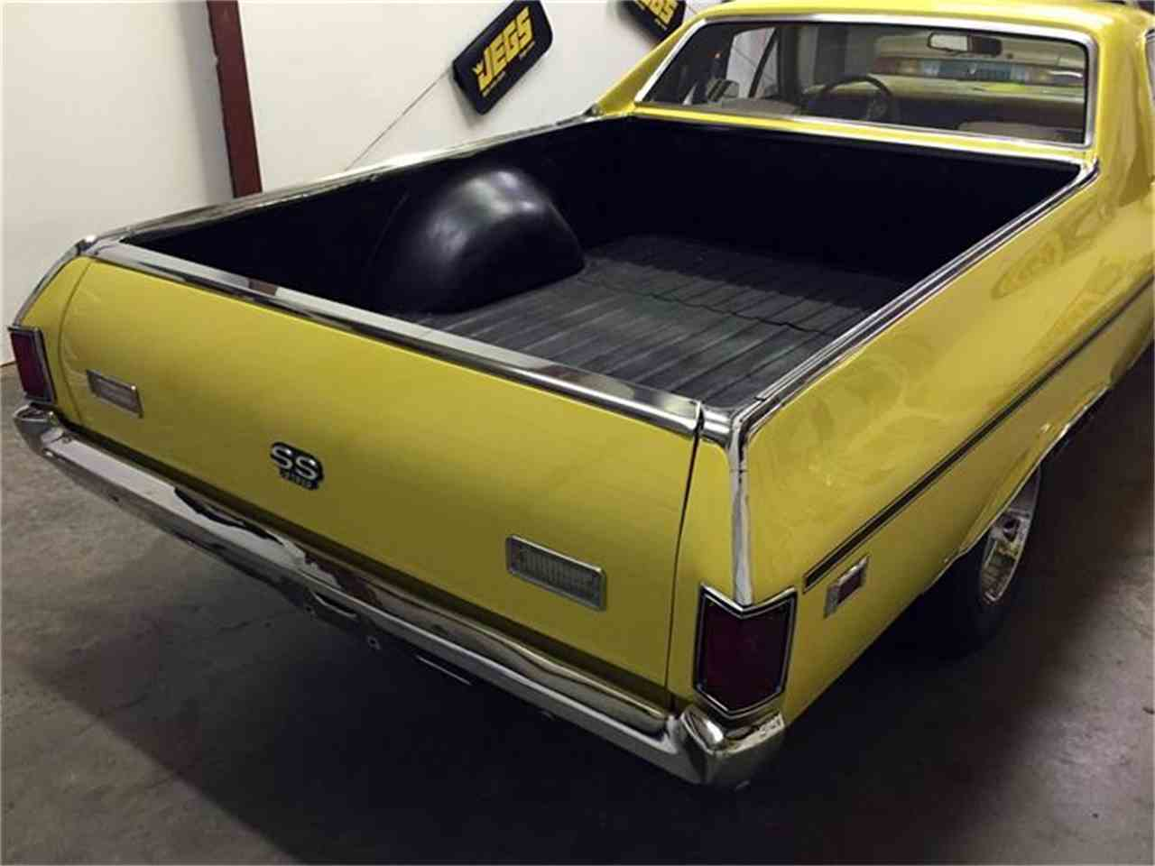 Large Picture of Classic 1969 El Camino SS 396 located in Georgia - $31,000.00 - I1KN