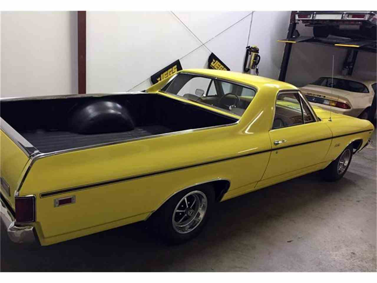 Large Picture of 1969 El Camino SS 396 Offered by Muscle Car Jr - I1KN
