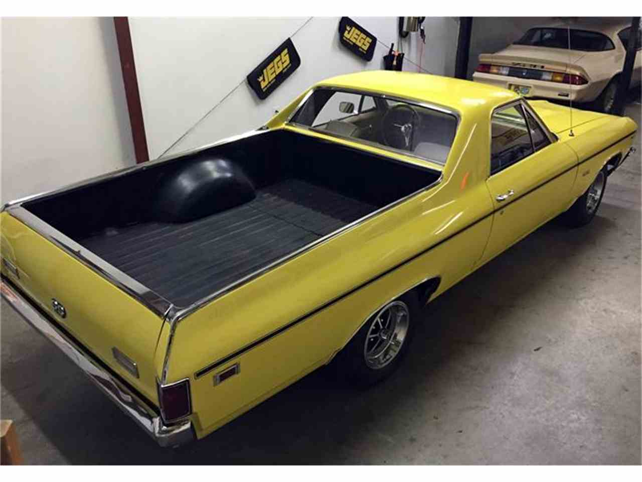 Large Picture of 1969 El Camino SS 396 - $31,000.00 Offered by Muscle Car Jr - I1KN