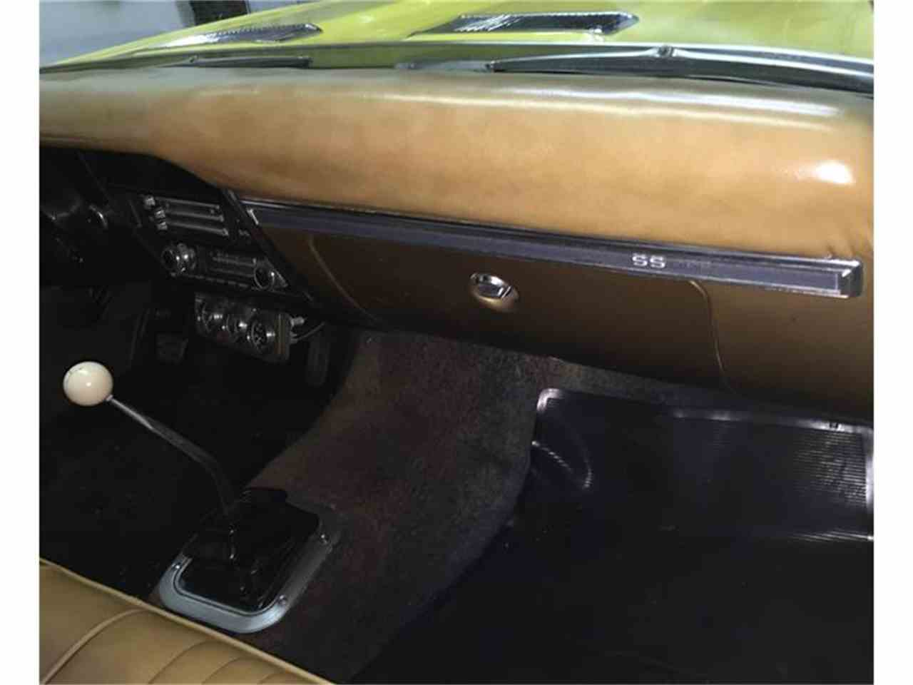 Large Picture of Classic '69 Chevrolet El Camino SS 396 Offered by Muscle Car Jr - I1KN