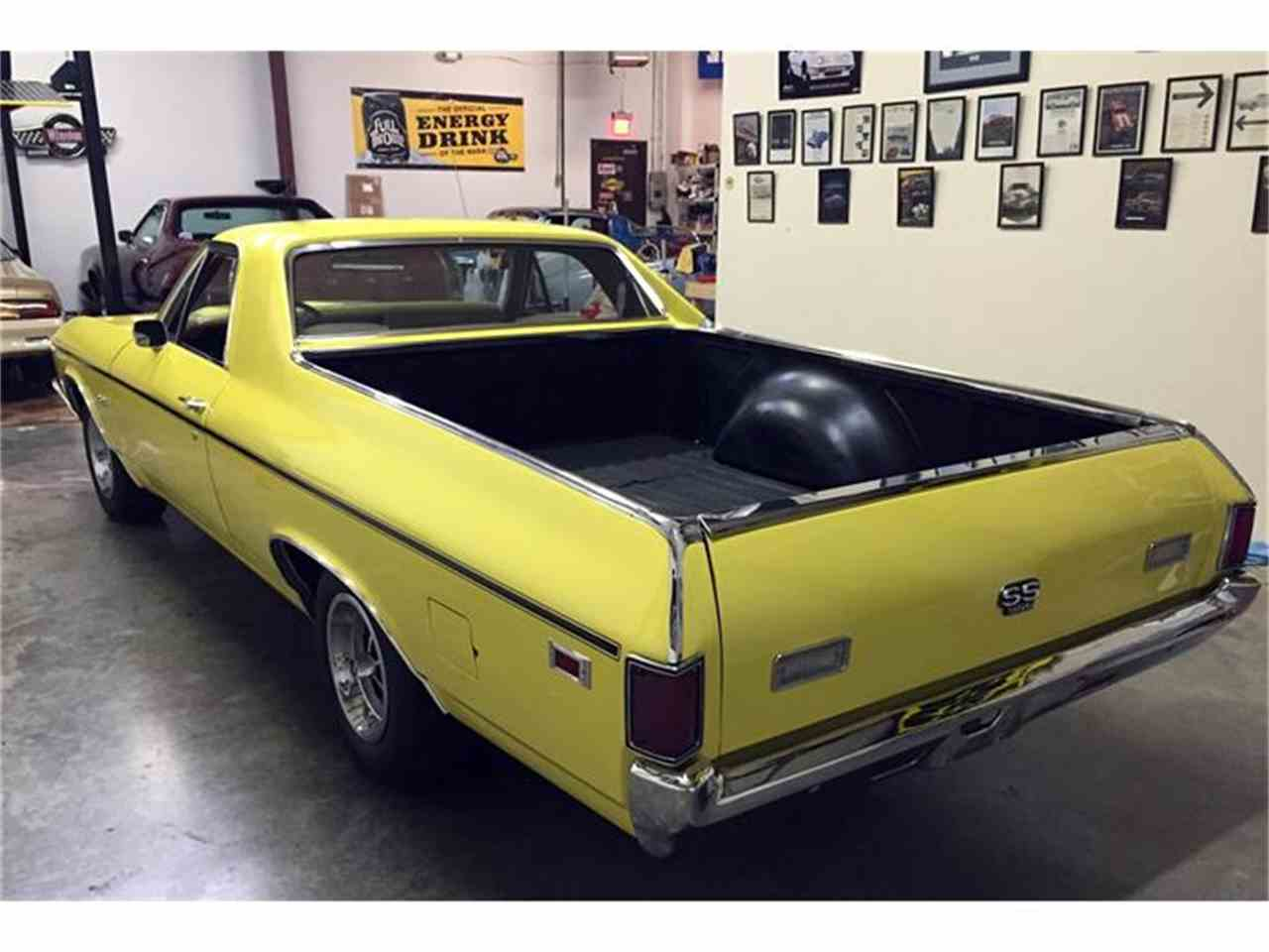 Large Picture of Classic '69 Chevrolet El Camino SS 396 - $31,000.00 Offered by Muscle Car Jr - I1KN