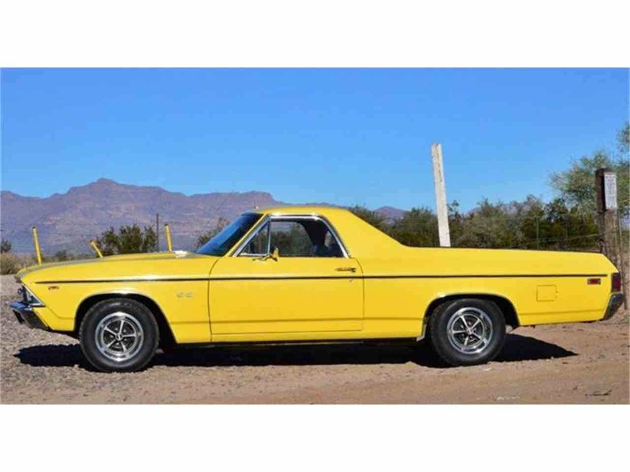Large Picture of Classic '69 El Camino SS 396 - I1KN