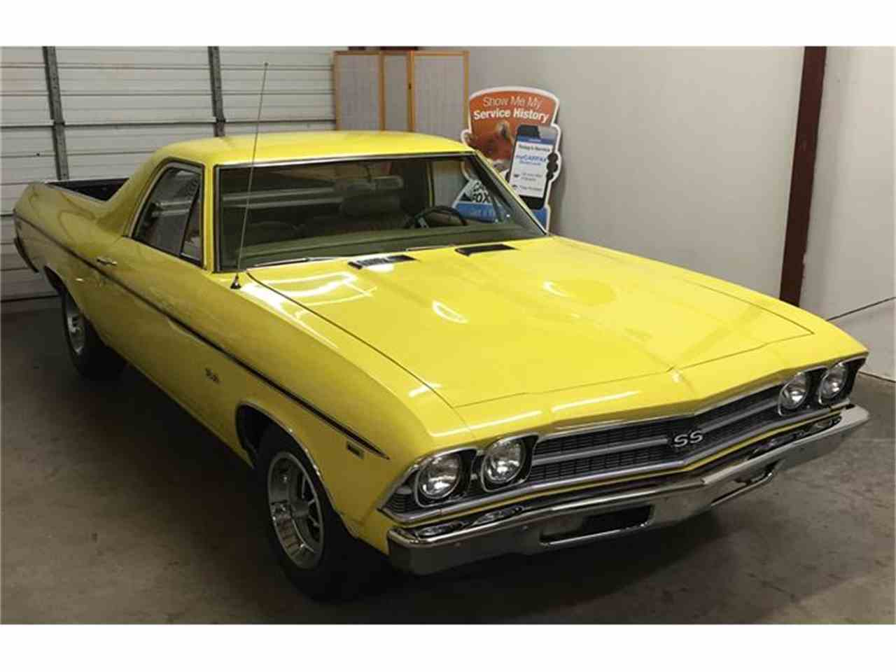 Large Picture of '69 Chevrolet El Camino SS 396 - I1KN