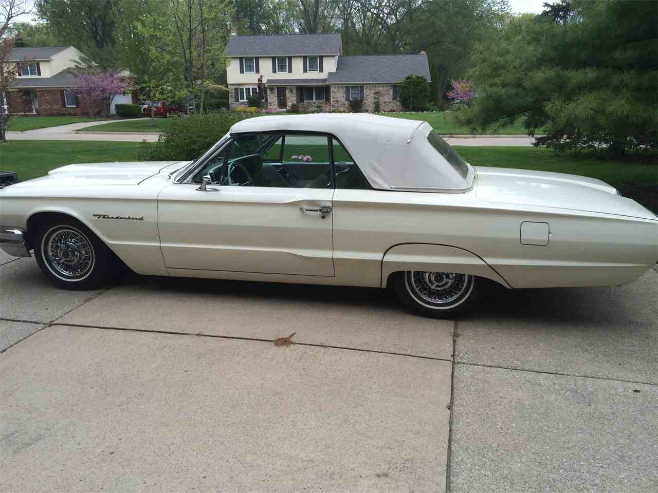 Large Picture of '64 Thunderbird located in Michigan Offered by a Private Seller - I1T6