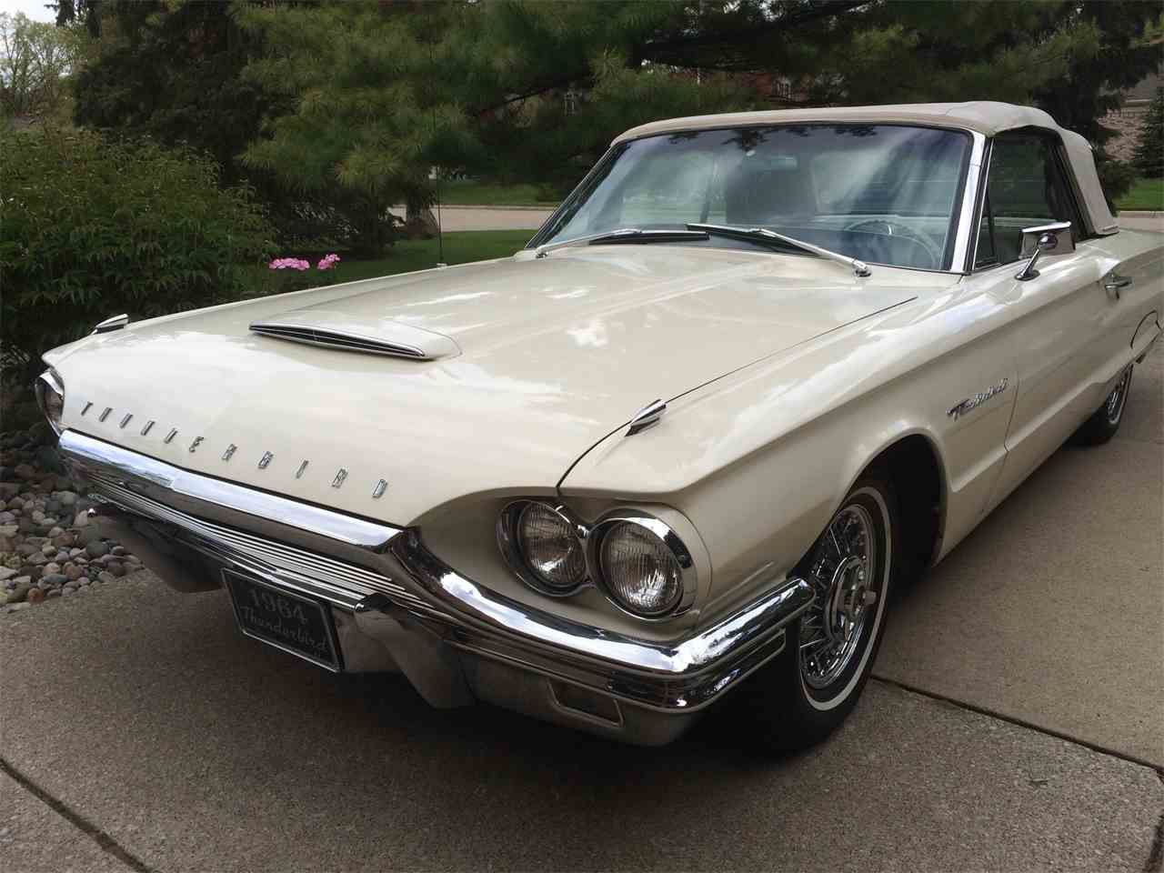 Large Picture of '64 Ford Thunderbird - I1T6