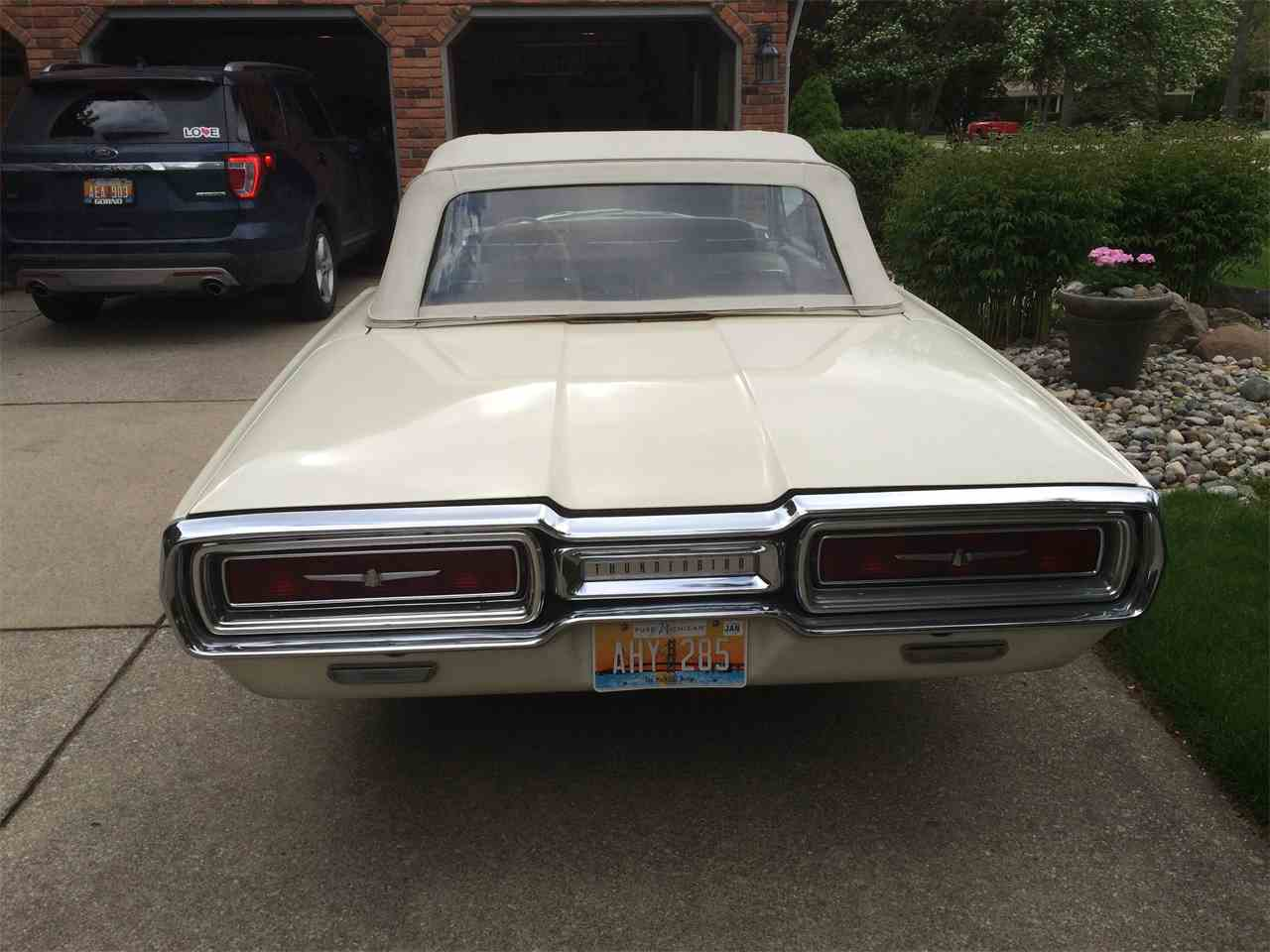 Large Picture of Classic '64 Thunderbird located in Michigan Offered by a Private Seller - I1T6