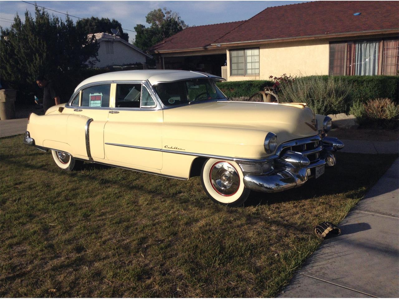 1953 cadillac series 62 for sale | classiccars | cc-842165
