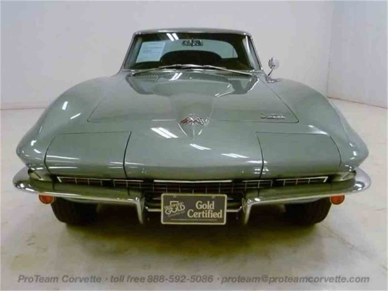 Large Picture of '66 Corvette - I267