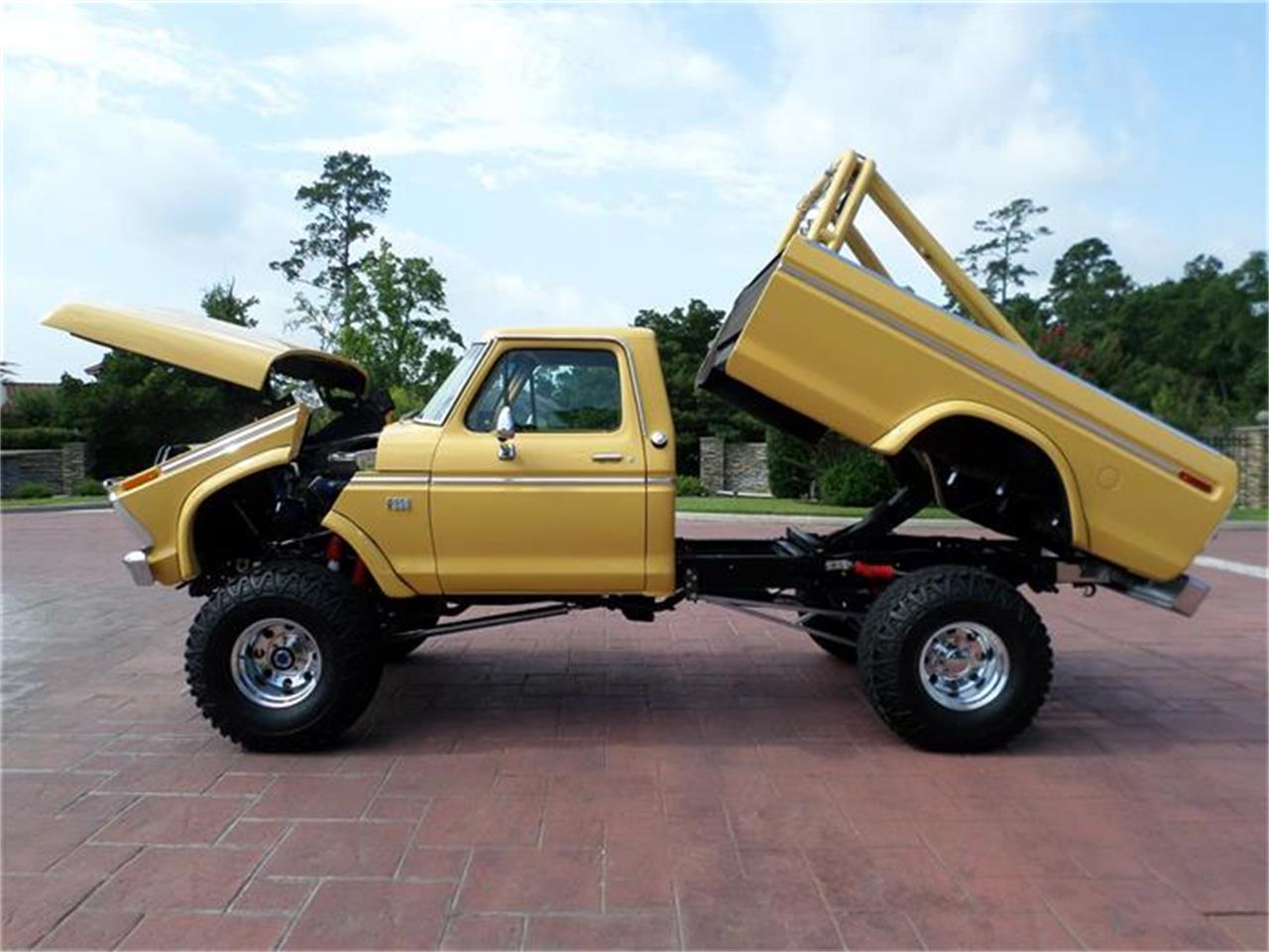 Large Picture of '74 Ford F250 located in Conroe Texas - I28N