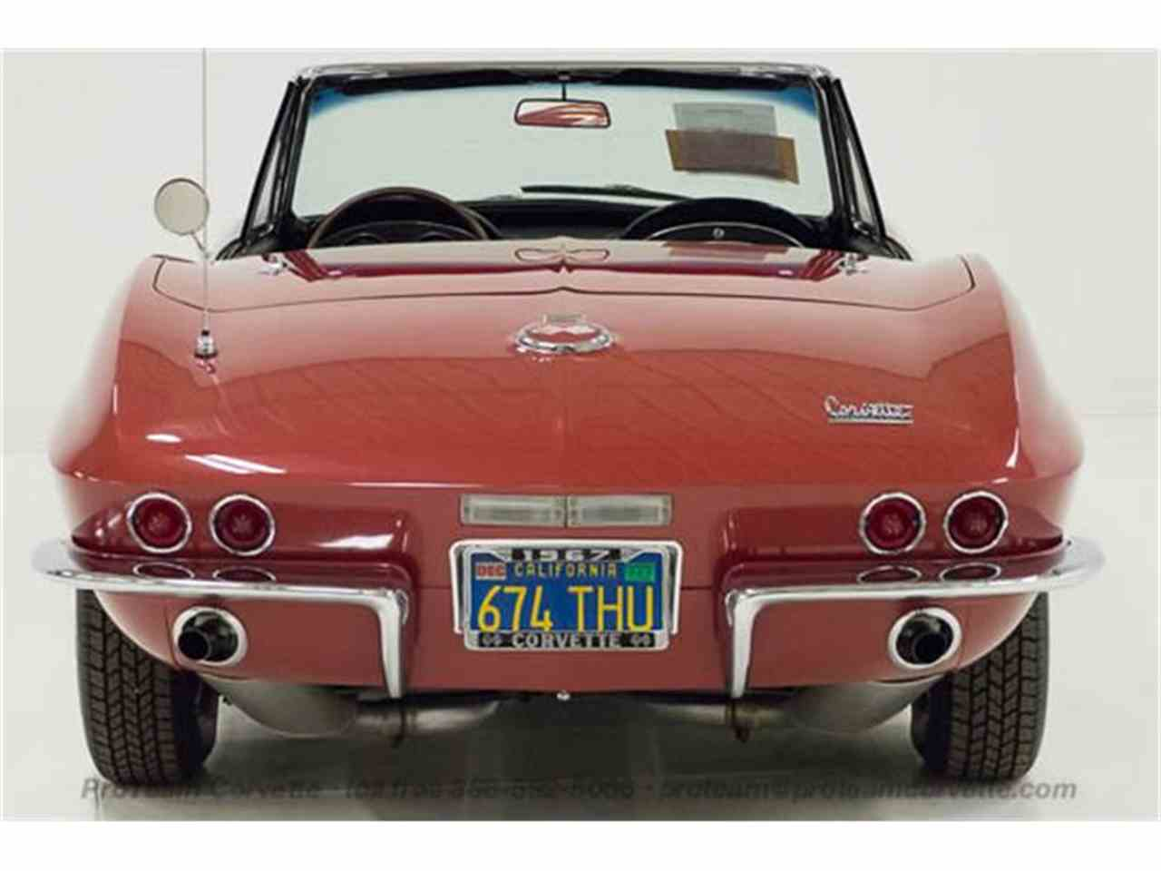 Large Picture of '67 Corvette - I29X