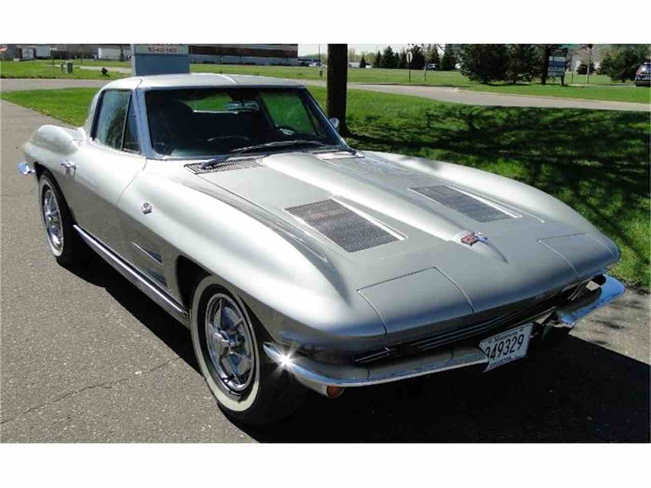 1963 chevrolet corvette for sale cc 842827. Black Bedroom Furniture Sets. Home Design Ideas