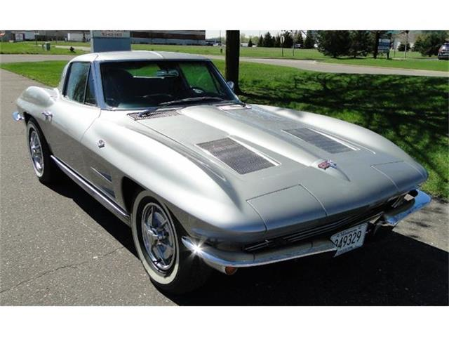 Picture of Classic 1963 Chevrolet Corvette located in Prior Lake Minnesota - $85,000.00 Offered by  - I2BV