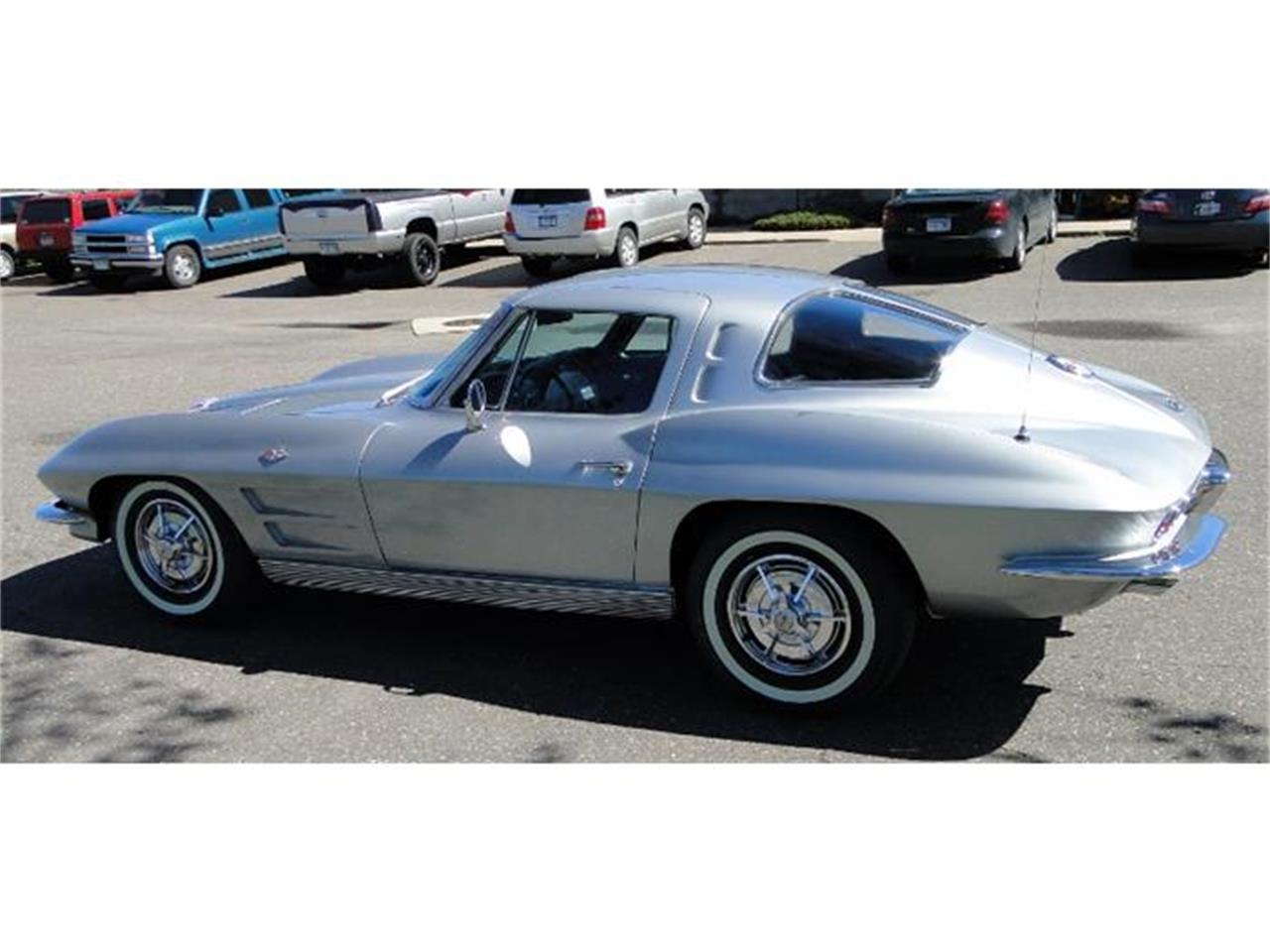 Large Picture of Classic 1963 Corvette located in Prior Lake Minnesota - I2BV