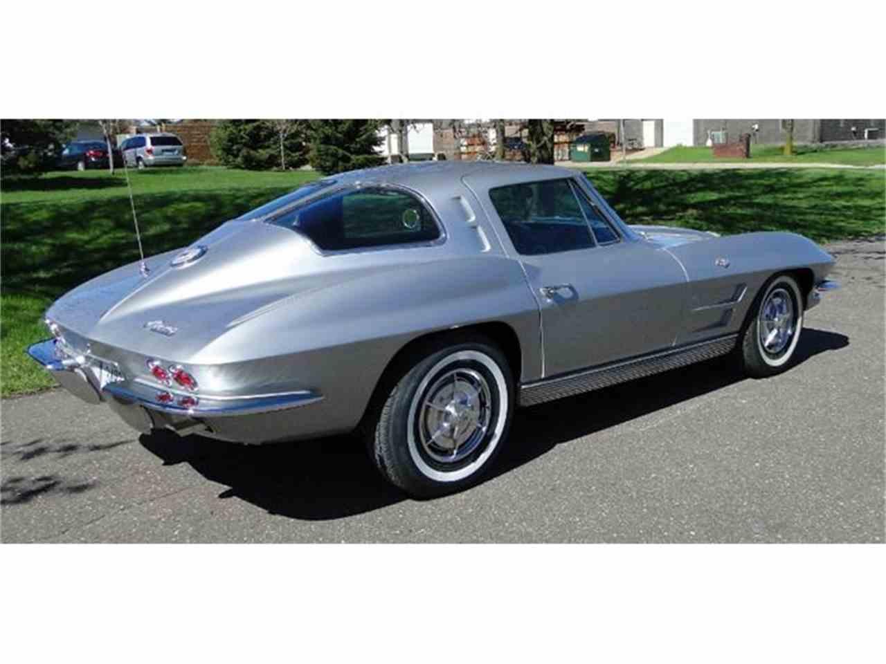 Large Picture of '63 Corvette - I2BV