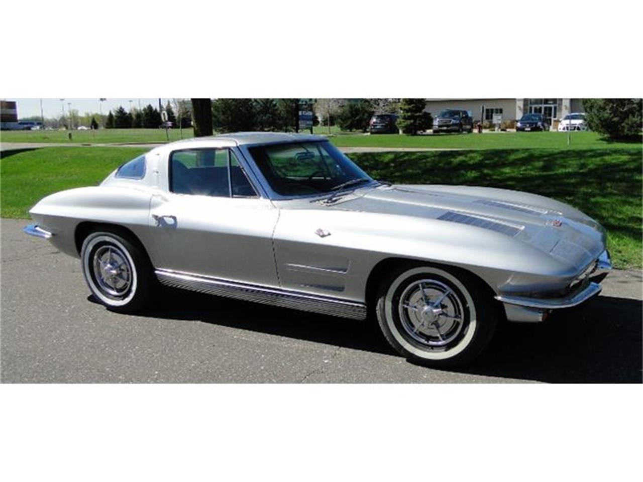 Large Picture of '63 Chevrolet Corvette located in Prior Lake Minnesota - $85,000.00 Offered by Big R's Muscle Cars - I2BV