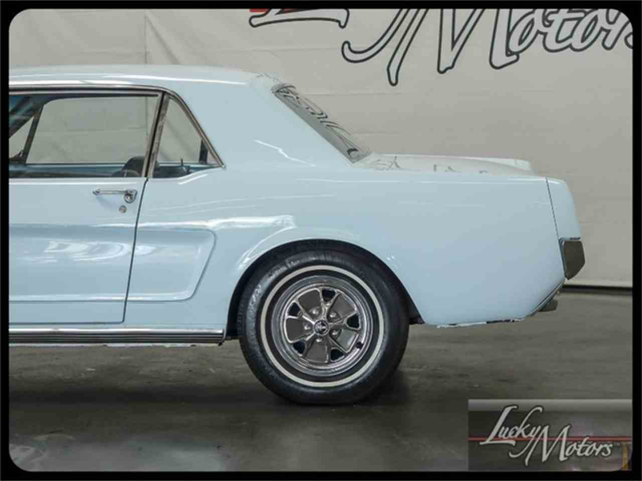 Large Picture of Classic '66 Mustang - $15,990.00 Offered by Lucky Motors Of Villa Park - I2F6