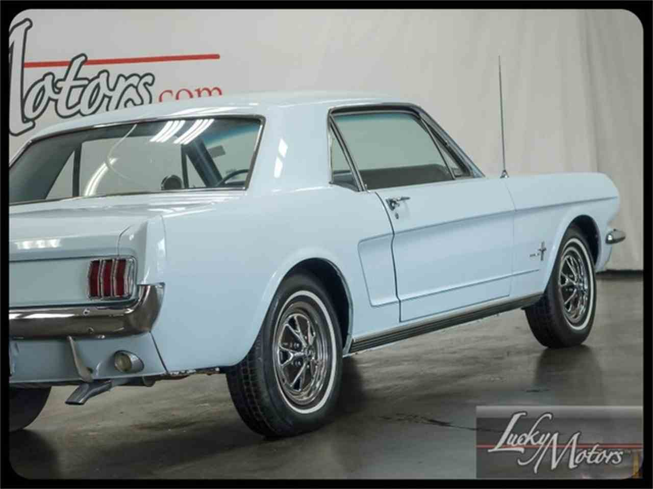 Large Picture of Classic 1966 Mustang located in Elmhurst Illinois - $15,990.00 - I2F6