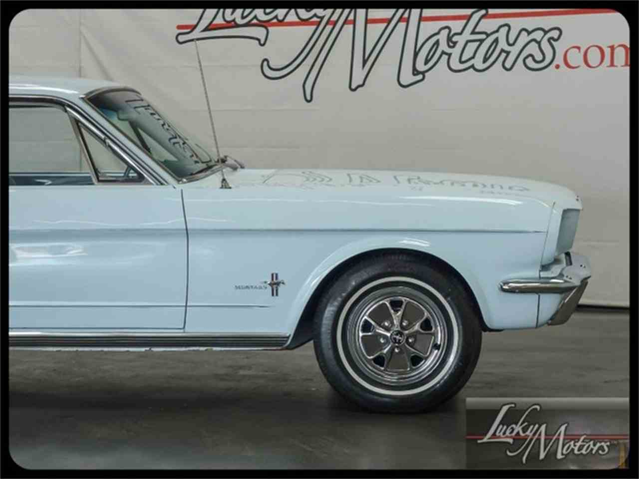 Large Picture of Classic '66 Ford Mustang - $15,990.00 - I2F6