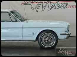 Picture of '66 Ford Mustang Offered by Lucky Motors Of Villa Park - I2F6