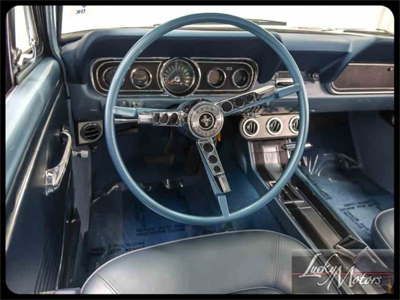 Large Picture of Classic '66 Ford Mustang - I2F6