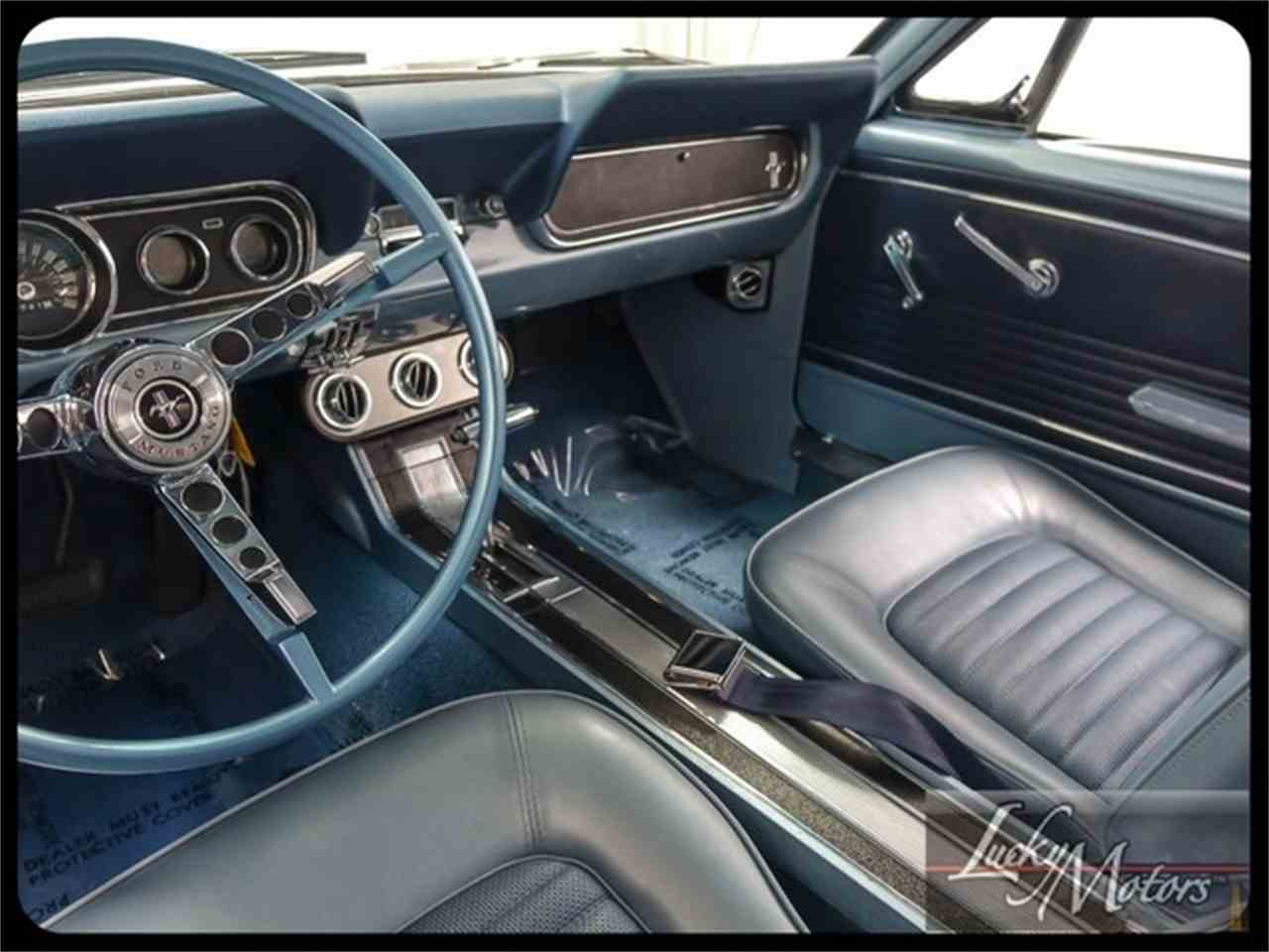 Large Picture of 1966 Mustang Offered by Lucky Motors Of Villa Park - I2F6