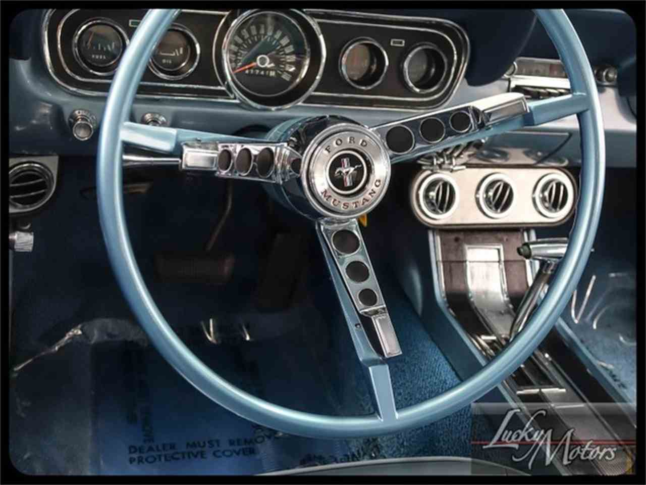 Large Picture of Classic 1966 Ford Mustang - I2F6