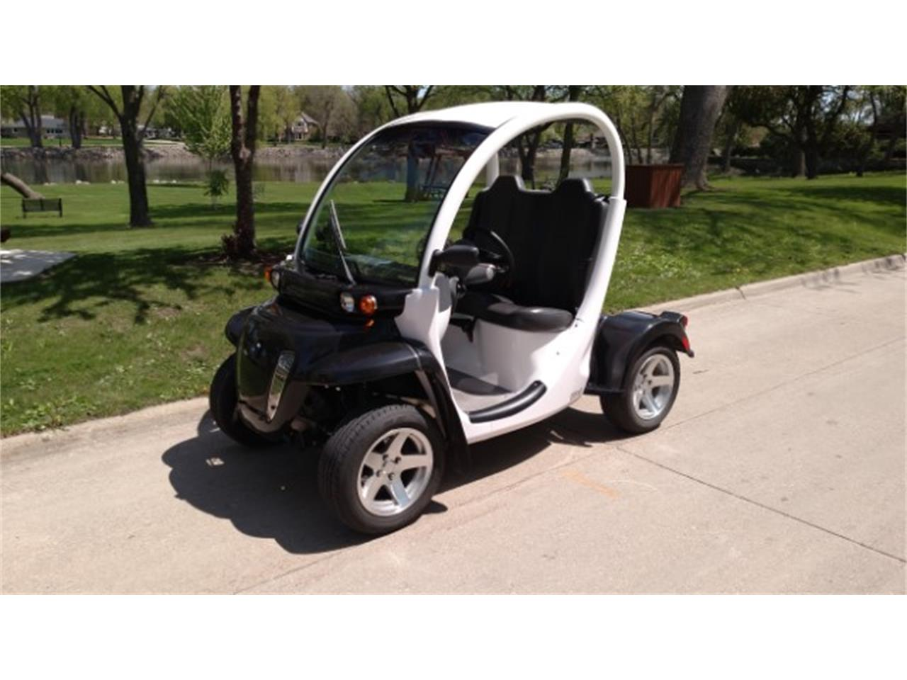 2013 Gem E2 Electric Passenger Vehicle For Sale Classiccars Com