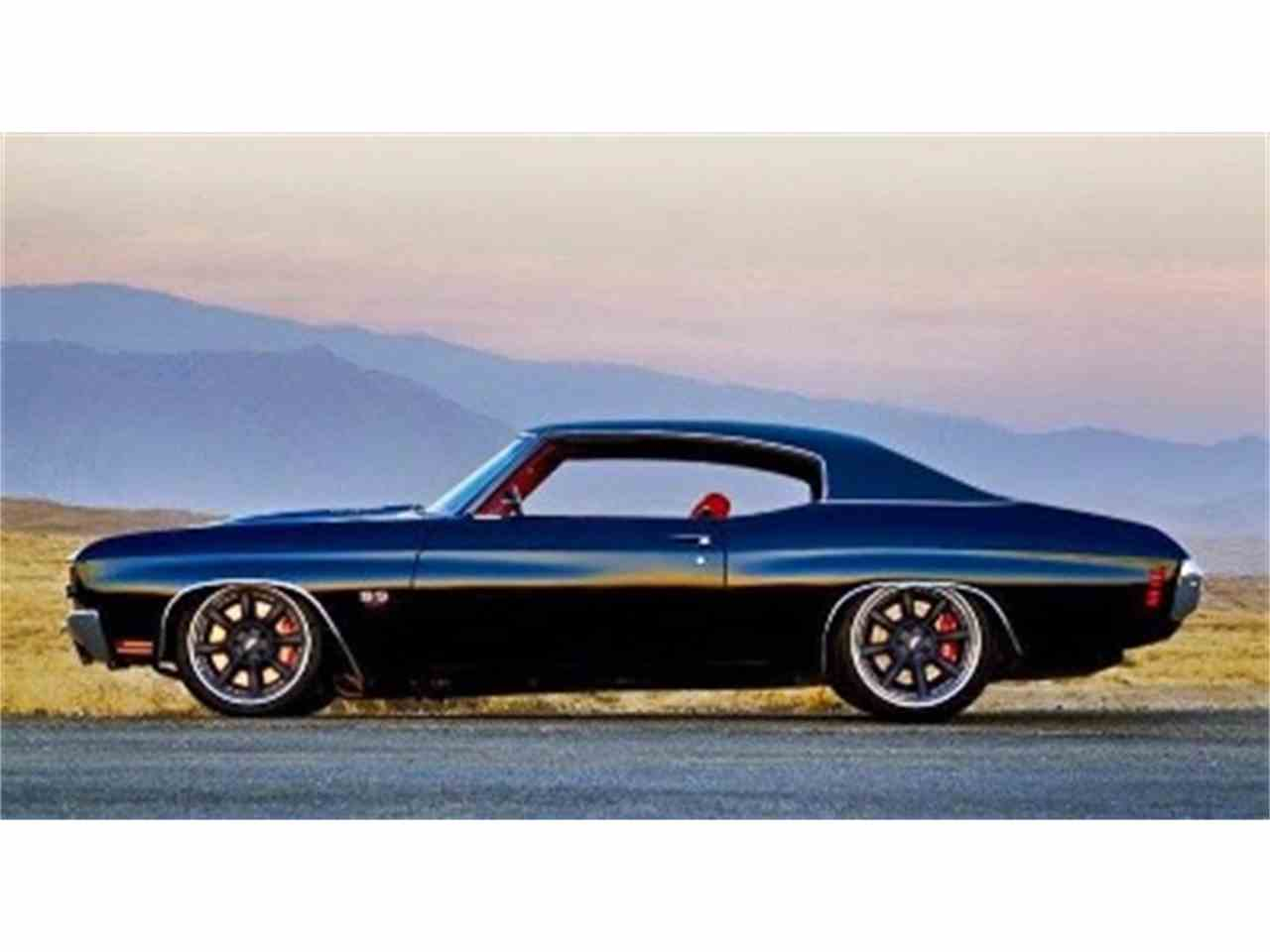 Large Picture of '70 Chevelle - I2IR