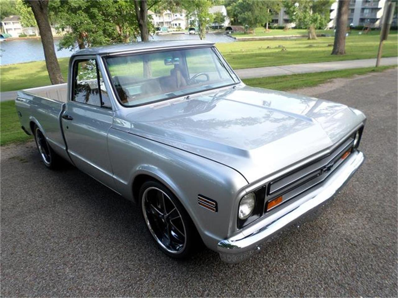 Large Picture of Classic '69 C/K 10 - I0DY