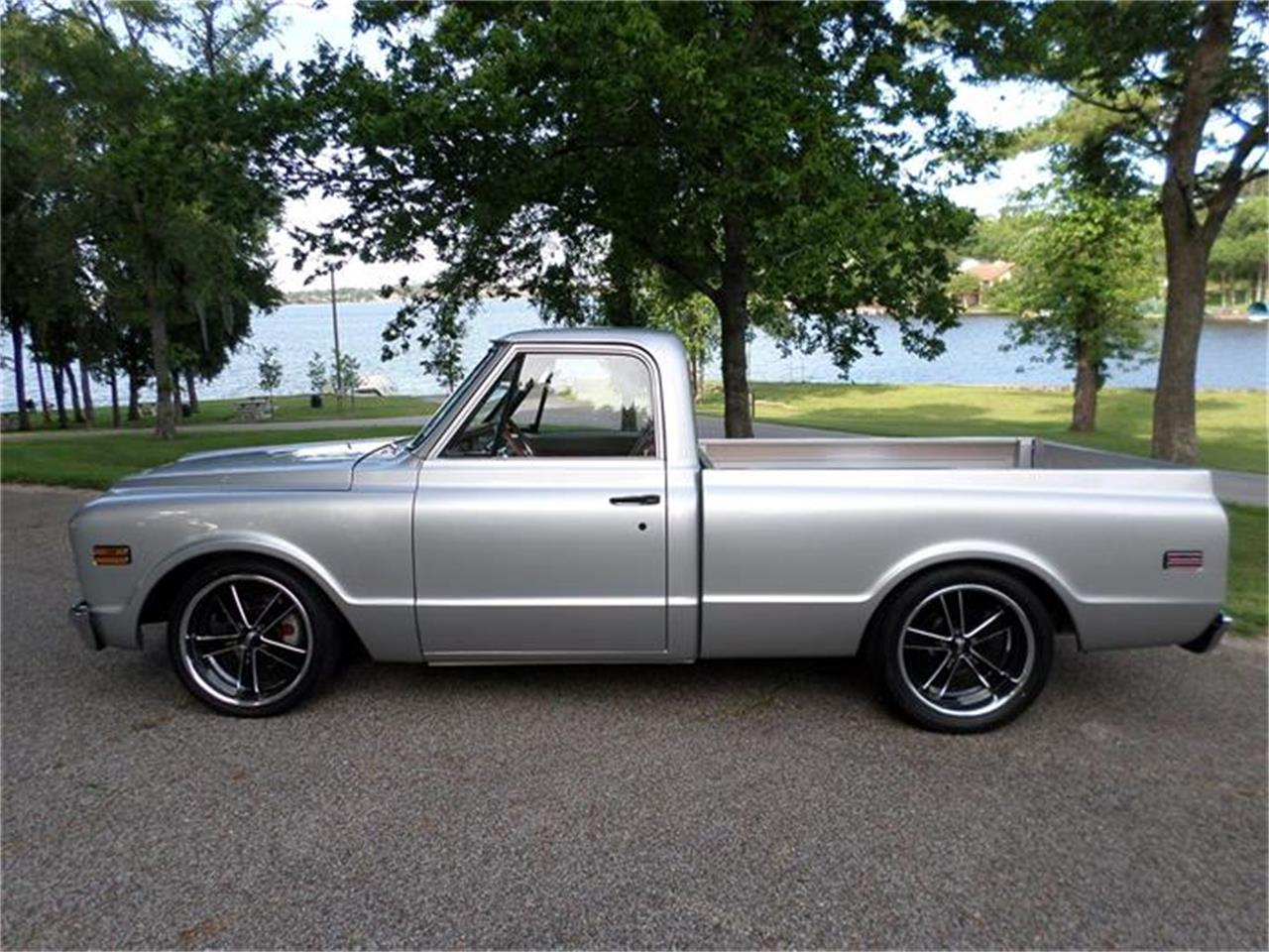 Large Picture of Classic 1969 Chevrolet C/K 10 located in Texas - $49,900.00 Offered by Texas Trucks and Classics - I0DY