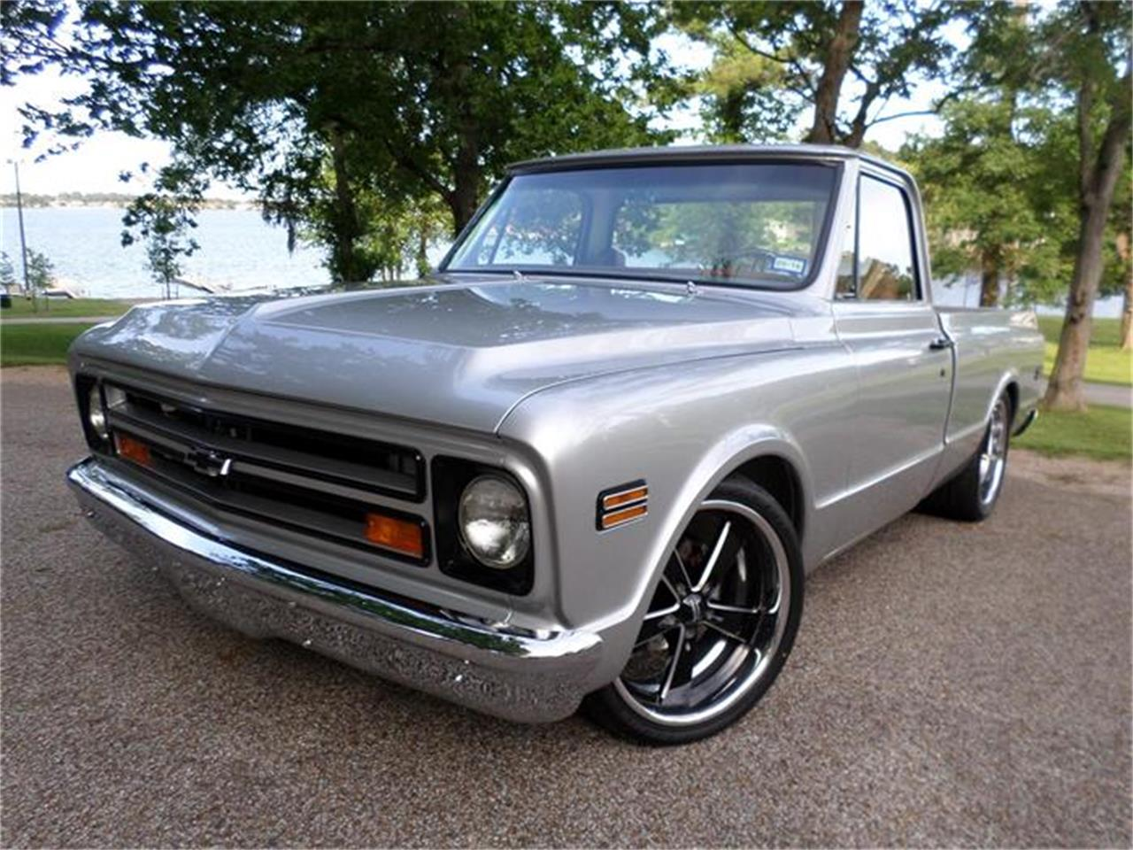 Large Picture of Classic '69 Chevrolet C/K 10 located in Conroe Texas Offered by Texas Trucks and Classics - I0DY